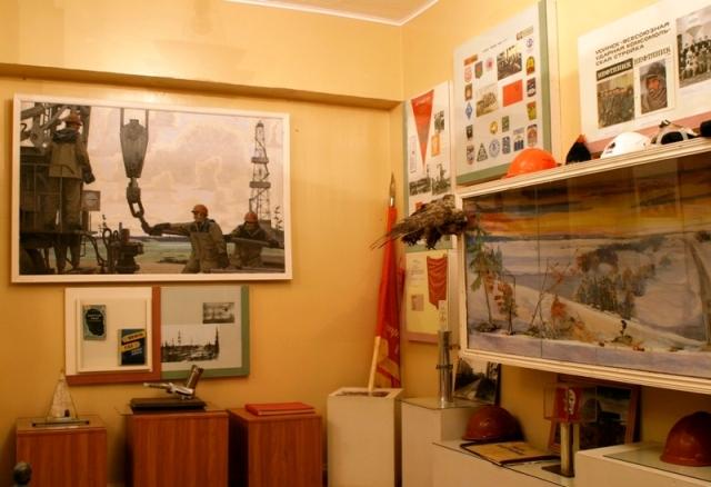 МБУК «Усинский музейно-выставочный центр «Вöртас ...