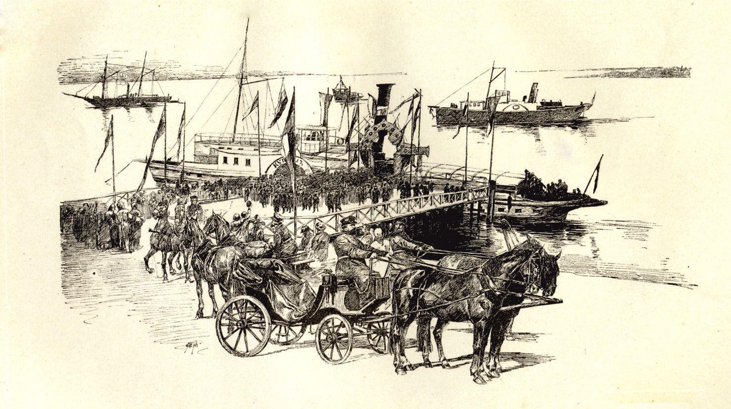 «Путешествие в 1380 год»