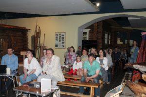Встреча по итогам I Международного фестиваля финно-угорской мультипликации