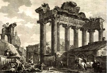 «Архитектурный пейзаж в итальянской гравюре конца XVII - начала XIX вв.» - копия