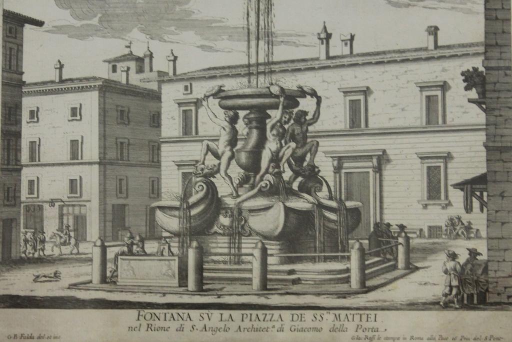 «Архитектурный пейзаж в итальянской гравюре конца XVII — начала XIX вв.»