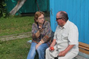 поездка в поселок Первомайск Сысольского района