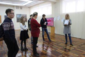 Национальный музей Республики Коми посетили делегаты VI съезда финно-угорских народов РФ