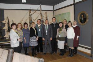 Национальный музей РК поздравил Архангельский краеведческий музей со 180-летием